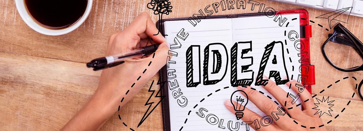 Поиск идей для творчества и игр