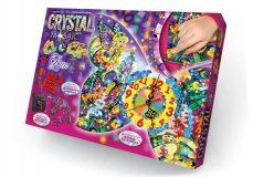 (Русский) Crystal Mosaic Clock