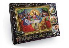 DIAMOND MOSAIC | Діамантова мозаїка