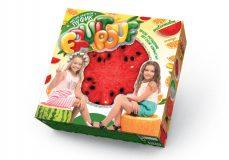 Fruit pouf