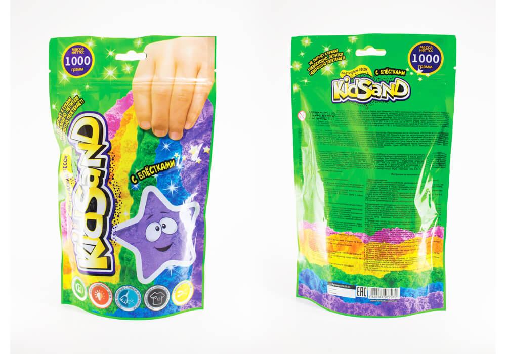 KidSand в пакете