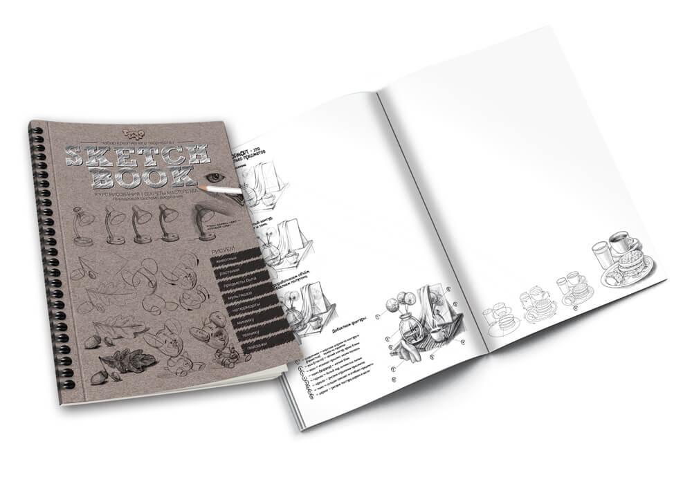 (Русский) Sketch Book