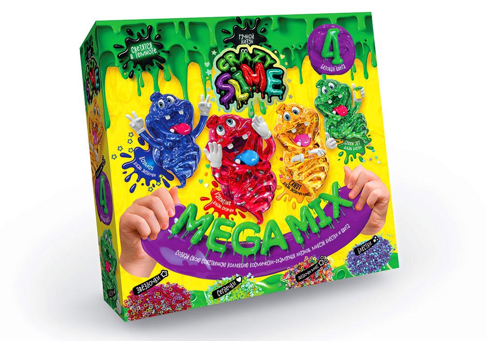 Crazy Slime Mega Mix