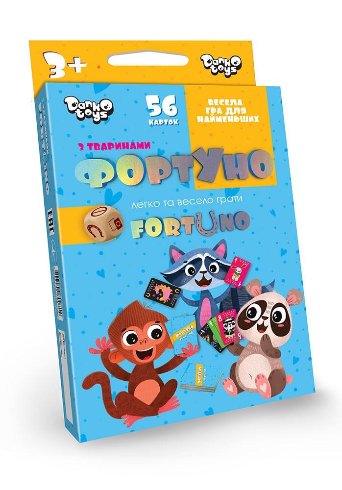 «Фортуно-Fortuno» 56 карт