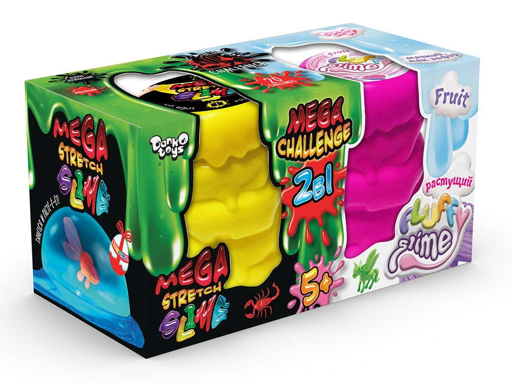 Mega Challenge (20 challenges)
