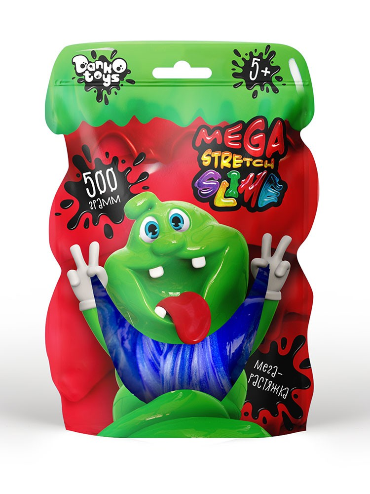 Mega Stretch Slime (500 г)