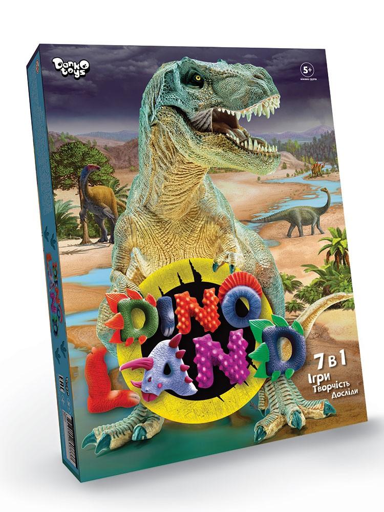 Dino Land 7в1