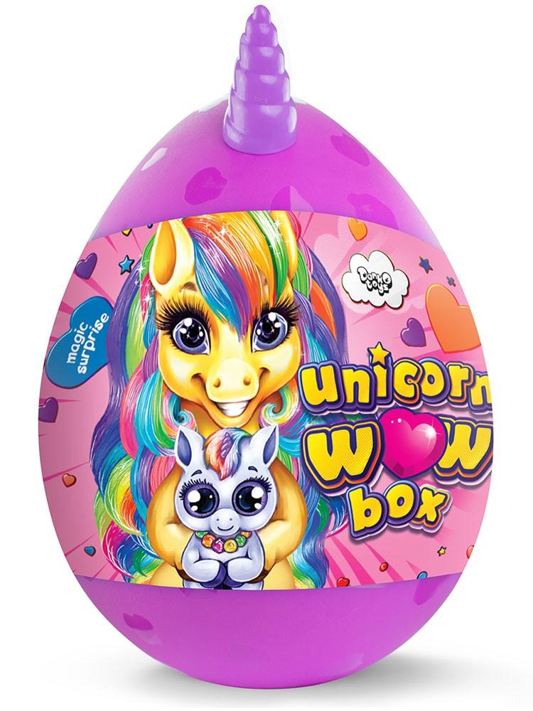 Unicorn WOW Box