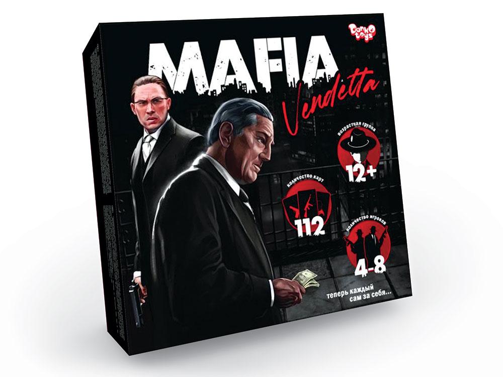 Mafia. Vendetta